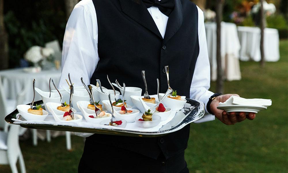conciergerie garden party
